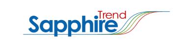 Sapphire trend logo
