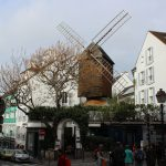 Paris windmill