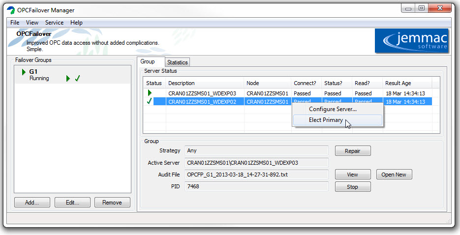 OPCFailover V2-2 released