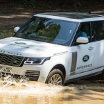 Land Rover Experience & Rushton Hall